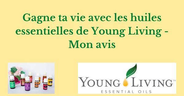 huiles essentielles de Young Living