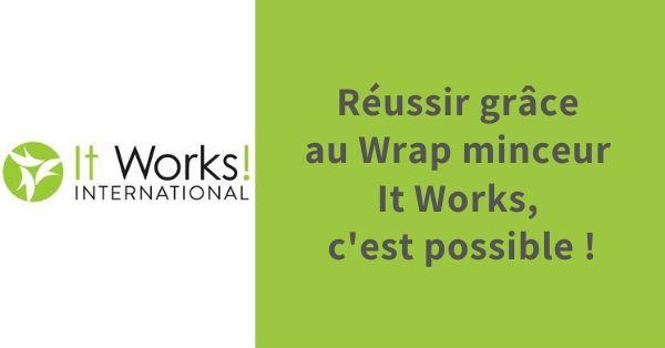 wrap minceur it works