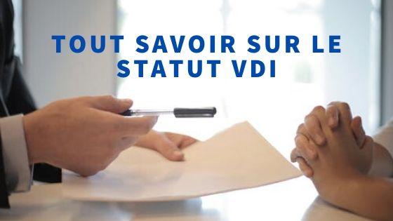 statut VDI