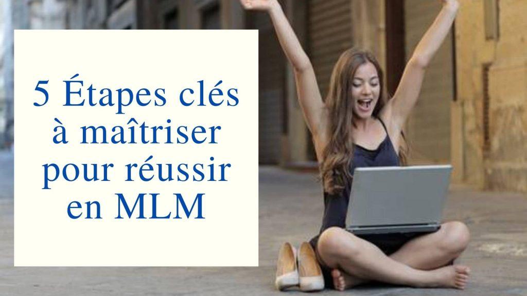 réussir en MLM