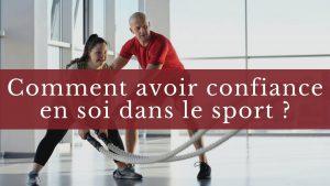 confiance en soi dans le sport