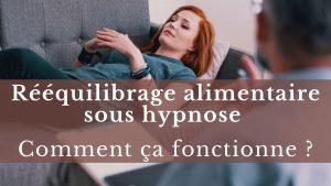 rééquilibrage alimentaire sous hypnose